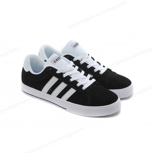 Adidas Neo Se Daily Vulc Suede Core Black/Running White f39072 Shoes With Nice Price - Adidas Neo Se Daily Vulc Suede Core Black/Running White f39072 Shoes With Nice Price-01-1