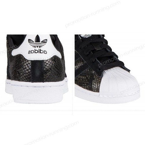 Adidas Originals Superstar w Casual Shoes Black/White b35797 48% Off - Adidas Originals Superstar w Casual Shoes Black/White b35797 48% Off-01-4