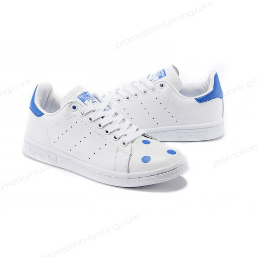 Adidas Originals Stan Smith White/Blue d67360 Running Sneaker With The Best Price - Adidas Originals Stan Smith White/Blue d67360 Running Sneaker With The Best Price-01-1