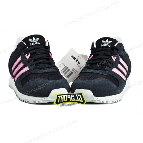Women's Adidas Originals Zx 700 Dark Grey/Pink d22552 With Half-Price - Women's Adidas Originals Zx 700 Dark Grey/Pink d22552 With Half-Price-01-2