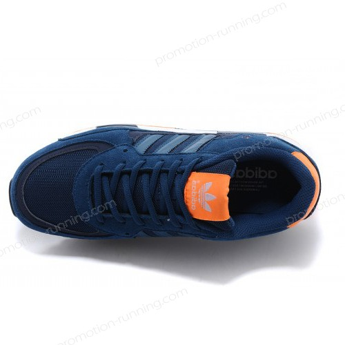 Adidas Originals Zx 850 Tribal Blue/Tribal Blue/New Navy m22567s With Nice Price - Adidas Originals Zx 850 Tribal Blue/Tribal Blue/New Navy m22567s With Nice Price-01-4