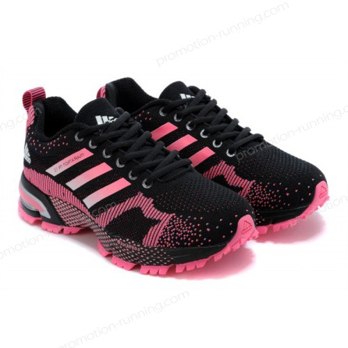 Adidas Marathon Tr 13 Women's Black/Peach v21843 On Discount - Adidas Marathon Tr 13 Women's Black/Peach v21843 On Discount-01-1