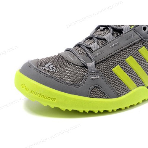 Men's Adidas Outdoor Daroga Two 11 Cc Dark Grey/Fluorescent Green d98806 On Promotion - Men's Adidas Outdoor Daroga Two 11 Cc Dark Grey/Fluorescent Green d98806 On Promotion-01-5