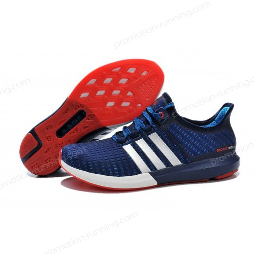 Men's Adidas Running Shoes Climachill Ride Boost Dark Blue/Melon/White s77247 At Reduced Price - Men's Adidas Running Shoes Climachill Ride Boost Dark Blue/Melon/White s77247 At Reduced Price-01-0