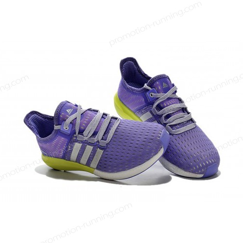 Women's Adidas Running Shoes Climachill Ride Boost Light Purple/Volt-Silver s77248 On With Quick Delivery - Women's Adidas Running Shoes Climachill Ride Boost Light Purple/Volt-Silver s77248 On With Quick Delivery-01-2