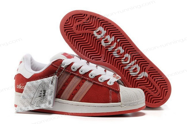 Adidas Adicolor For Men 465417 r5 Suede Red For Cheap Of Nice Model - Adidas Adicolor For Men 465417 r5 Suede Red For Cheap Of Nice Model-01-0