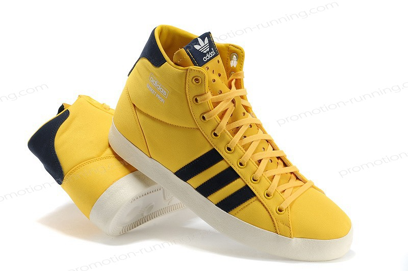 Adidas Basket Profi High Tops Jeans Yellow Black Trainers Shoes At a Discount Of 56% - Adidas Basket Profi High Tops Jeans Yellow Black Trainers Shoes At a Discount Of 56%-01-1