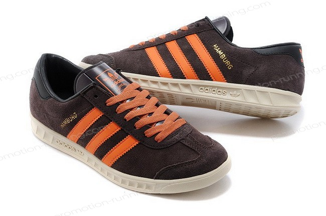 Adidas Hamburg For Men Suede d65196 Brown Orange At a Discount Of 42% - Adidas Hamburg For Men Suede d65196 Brown Orange At a Discount Of 42%-01-3