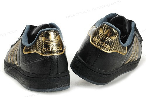 Adidas Superstar 2 Leather Black Gold Shoes Sales Up 45% - Adidas Superstar 2 Leather Black Gold Shoes Sales Up 45%-01-5