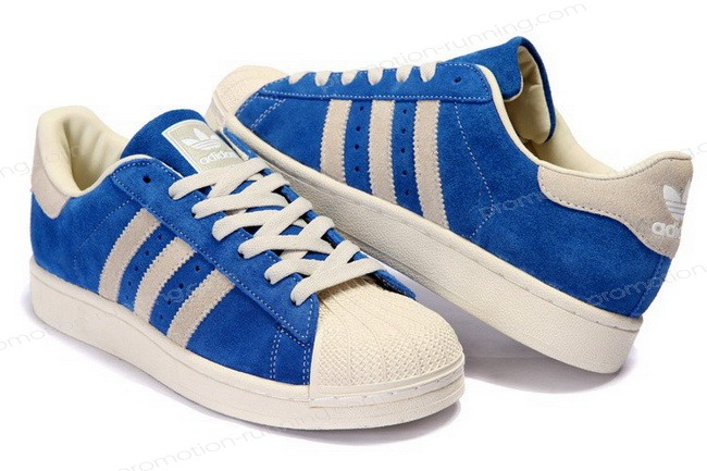 Adidas Superstar 2 Suede Blue White Sales At a Discount Of 40% - Adidas Superstar 2 Suede Blue White Sales At a Discount Of 40%-01-2