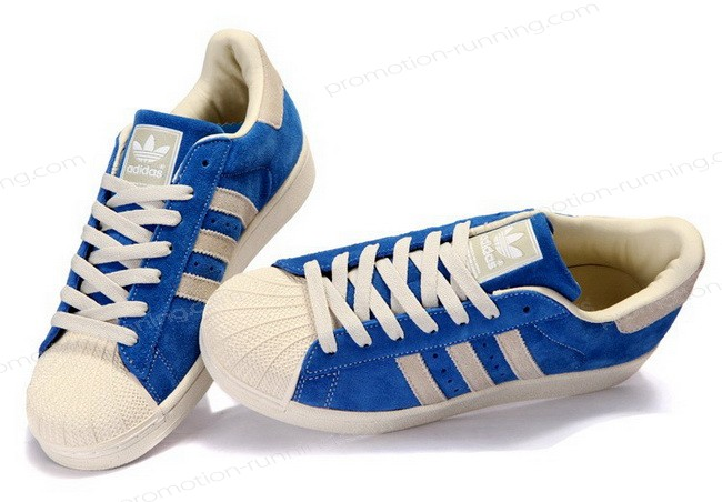 Adidas Superstar 2 Suede Blue White Sales At a Discount Of 40% - Adidas Superstar 2 Suede Blue White Sales At a Discount Of 40%-01-4