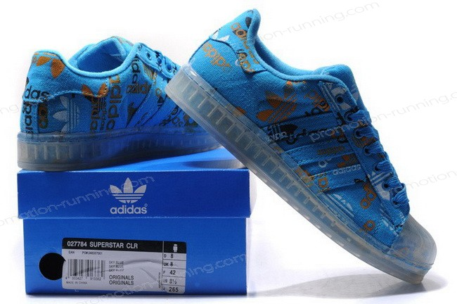 Adidas Superstar Clr Glow In The Dark Canvas Blue Brown Price At a Discount - Adidas Superstar Clr Glow In The Dark Canvas Blue Brown Price At a Discount-01-4