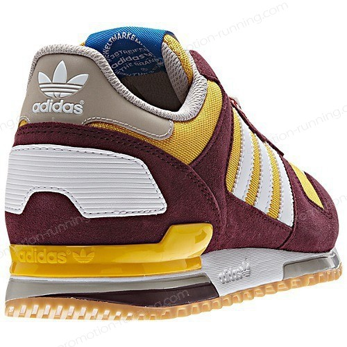 Adidas Zx 700 For Men Burgundy Yellow White At a Discount - Adidas Zx 700 For Men Burgundy Yellow White At a Discount-01-2