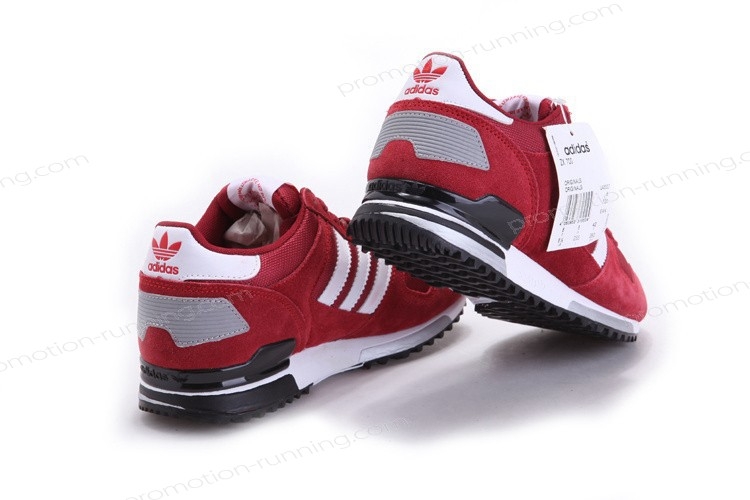 Adidas Zx 700 For Men Red White With Nice Model - Adidas Zx 700 For Men Red White With Nice Model-01-3