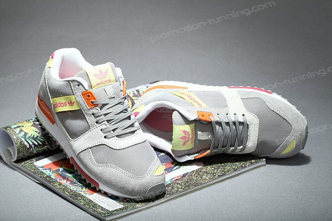 Adidas Zx 700 For Women Contemp w Grey Orange Of Nice Model - Adidas Zx 700 For Women Contemp w Grey Orange Of Nice Model-01-5