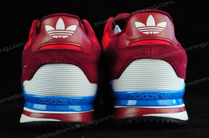 Adidas Zx 750 d65231 Red Blue Of Nice Model - Adidas Zx 750 d65231 Red Blue Of Nice Model-01-1
