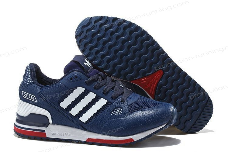 Adidas Zx 750 Kpu Leather Navy White With Good Price - Adidas Zx 750 Kpu Leather Navy White With Good Price-01-0