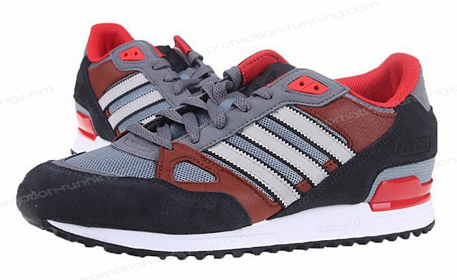 Adidas Zx 750 For Men g96727 Black Red White With Quick Expedition - Adidas Zx 750 For Men g96727 Black Red White With Quick Expedition-01-3