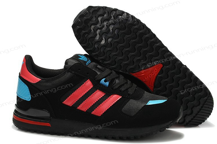 size 40 26a41 76f19 Adidas Zx 700 d65284 Black Red Blues 50% Discount Off