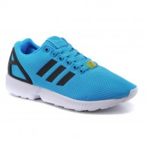 Adidas Originals Zx Flux Men's Solar Blue/Solar Blue/Core Black m19839 Price At a Discount-20