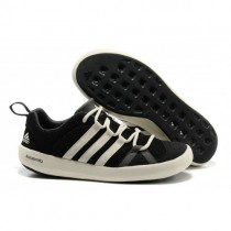Adidas Outdoor Climacool Boat Lace Black/Chalk/Sharpgrey g60604 Sell At a Discount-20