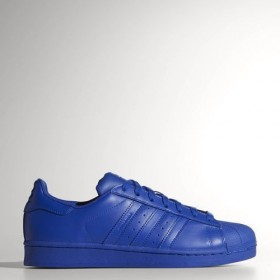 Adidas Originals Superstar Supercolor Pack Bold Blue/Bold Blue/Bold Blue s41814 Outlet With Good Price