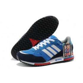 Adidas Originals Zx 750 Bluebird/Running White Ftw/St Dark Slate g96718 Quick Expedition