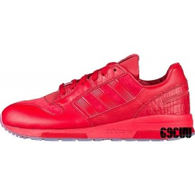 Adidas Originals Zx 420 For Women Leather All Red 52% Off Sale