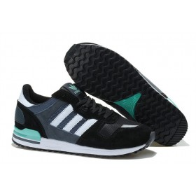 Adidas Zx 700 m25839 Black White Navy Quick Delivery