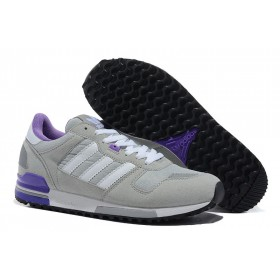 Adidas Zx 700 For Men g63270 Grey White Violet Price At a Discount