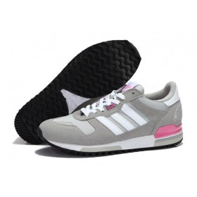 Adidas Zx 700 For Women v20873 Grey Pink Of Nice Model